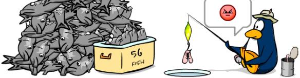Sin pez amarillo