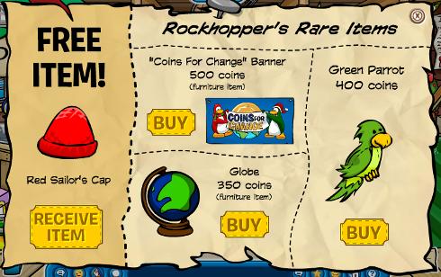 rockhopper-free-item