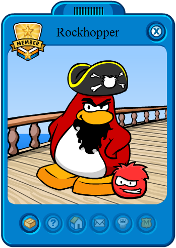 Player Card Rockhopper