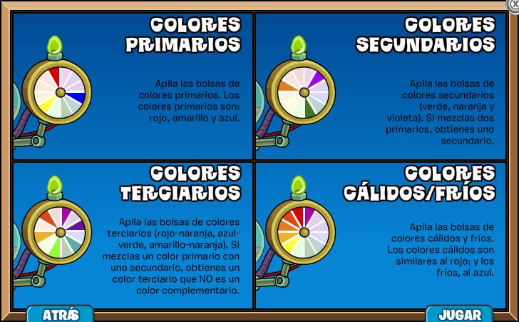 Truco del juego de atrapabolsas ahora estilo de dulces for Cuales son los colores minimalistas